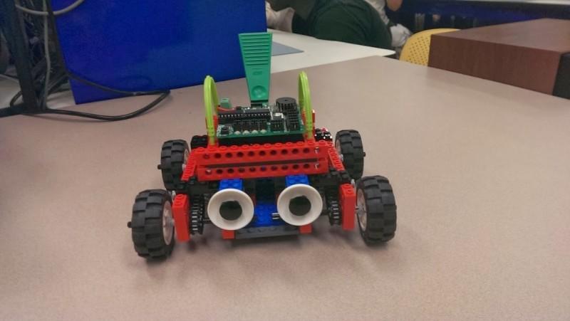 FPOP Robot