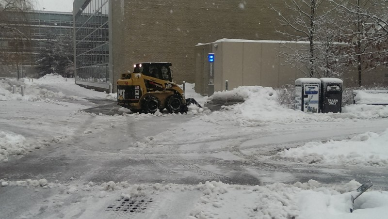 Snowplower