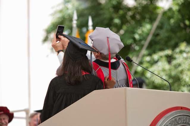 Reif Selfie