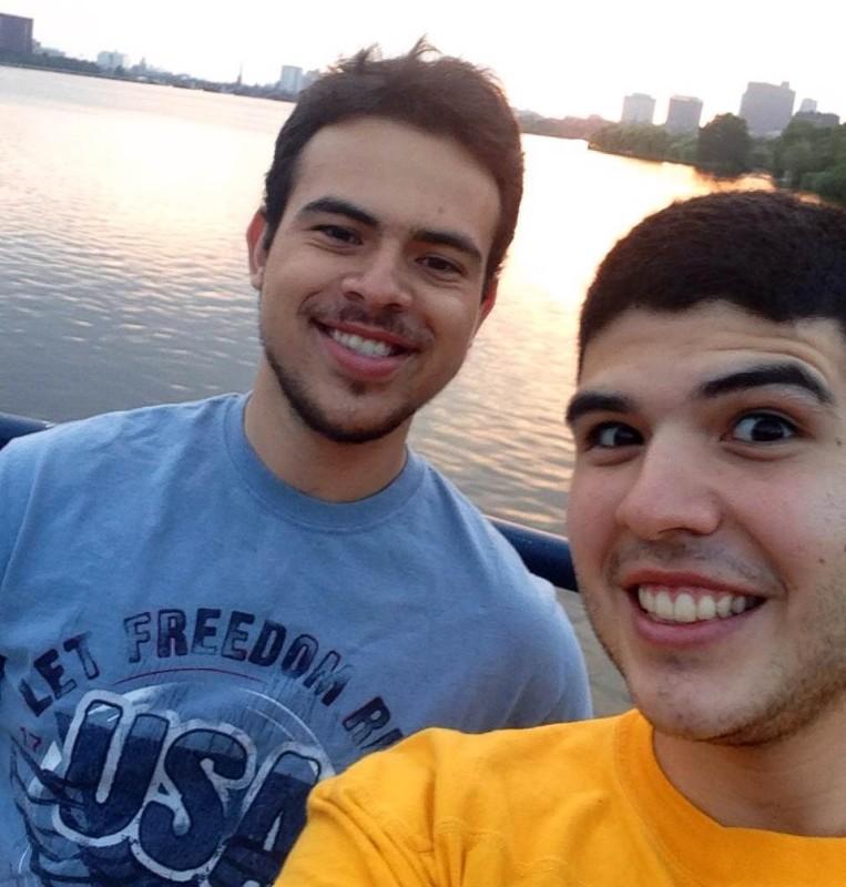 Erick and Hugo