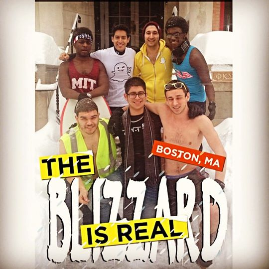 Phi Kappa Sigma Blizzard