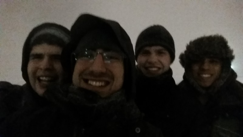 Phi Kappa Sigma Snow