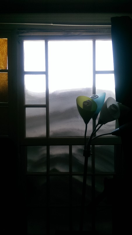 Phi Kappa Sigma Window Pileup