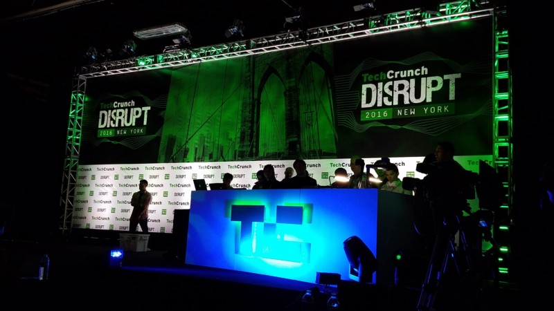 Revolutionary Technologies at TechCrunch DisruptNY