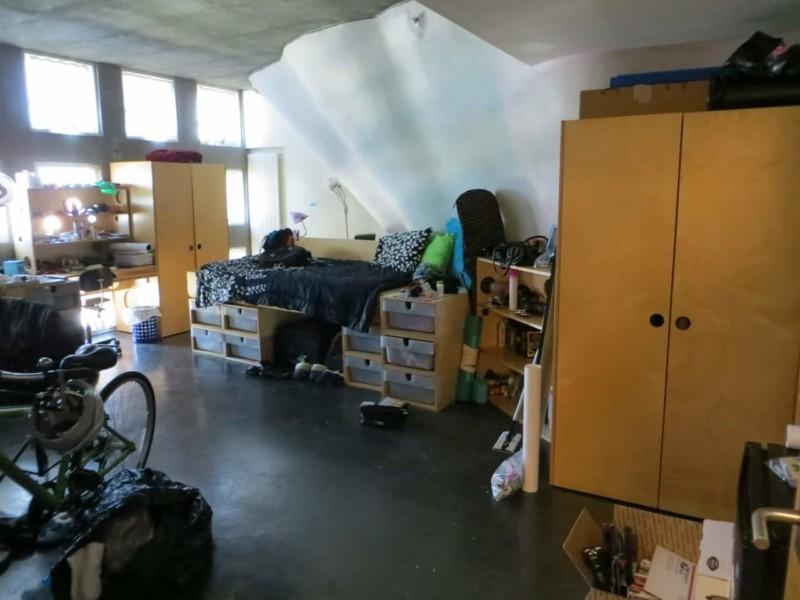 Simmons Hall Dorm Rooms