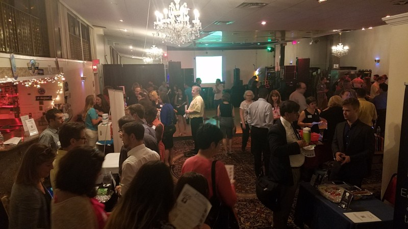 Local Food Businesses at Mass Innovation Nights